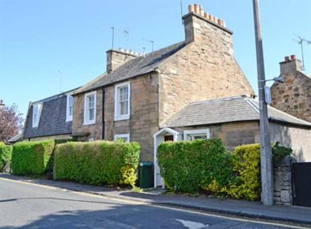 Exterior at Manse Cottage in Corstorphine, Edinburgh, Midlothian