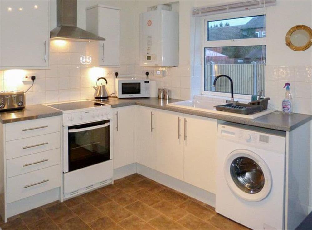 Kitchen at Marina Cottage in Newark, Nottinghamshire