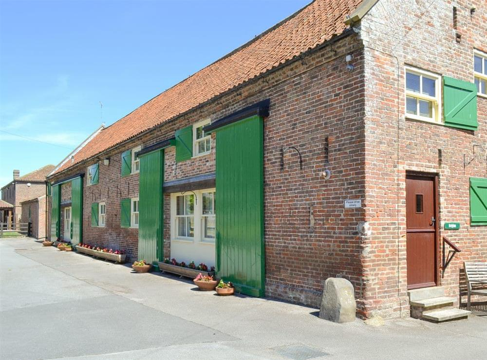 Beautifully converted holiday homes at Belgian Cottage,