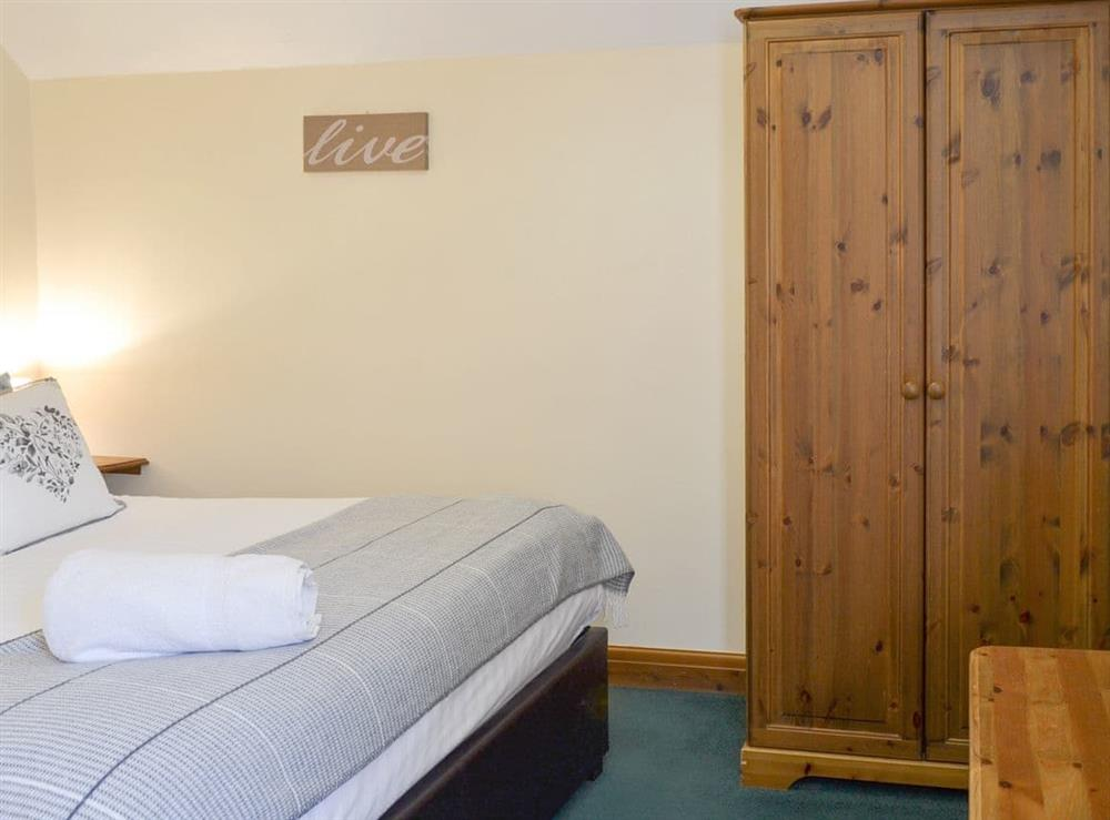 Comfortable double bedroom at Belgian Cottage,