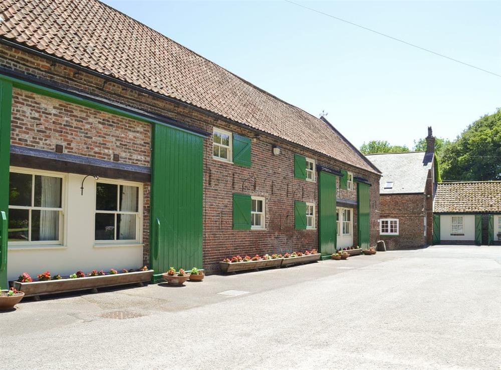 Lovingly converted holiday homes at Belgian Cottage,