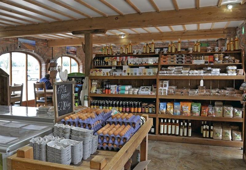 Farm Shop (photo number 5) at Marton Manor Cottages in Sewerby, Bridlington, Yorkshire