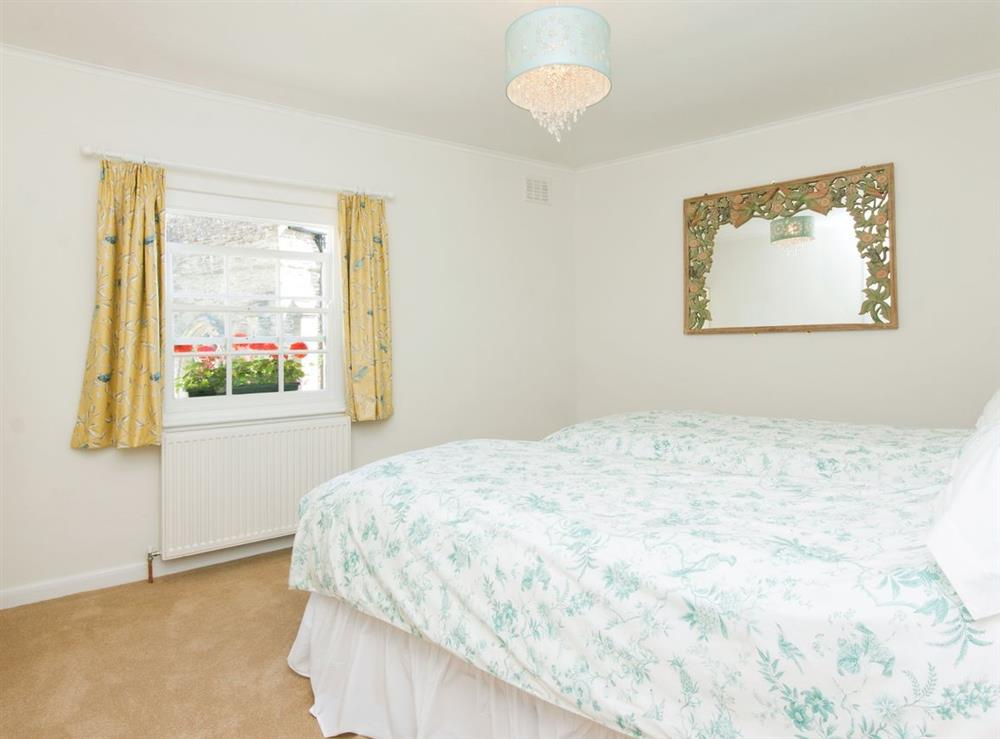 Bedroom at Marymede in Dartmouth, Devon