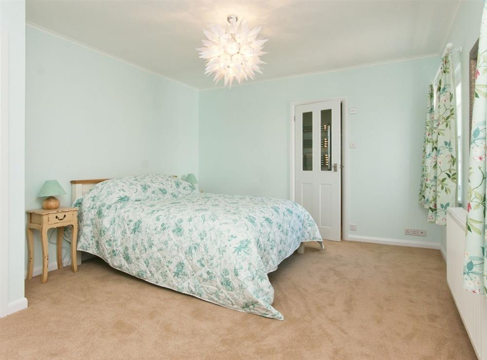 Double bedroom at Marymede in Dartmouth, Devon