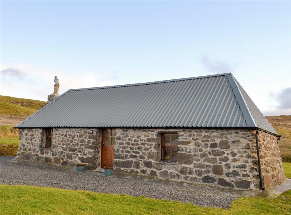 Charming rural holiday home at Marys Cottage in Clachan, Staffin, Isle Of Skye