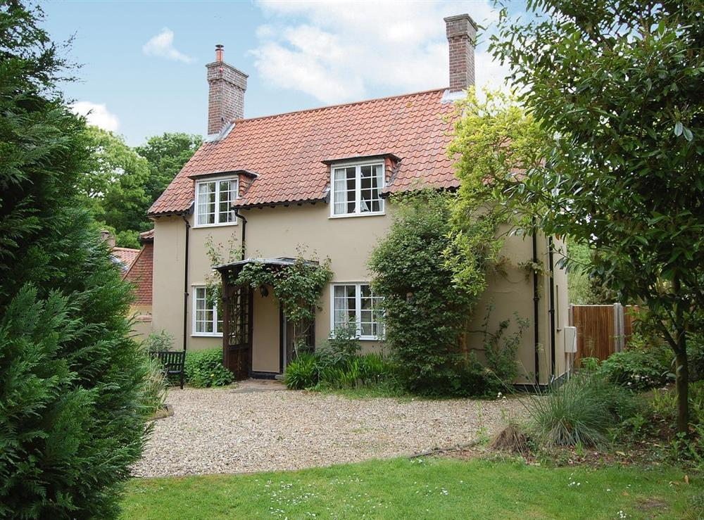 Exterior at Meadow Cottage in Irstead, near Wroxham, Norfolk