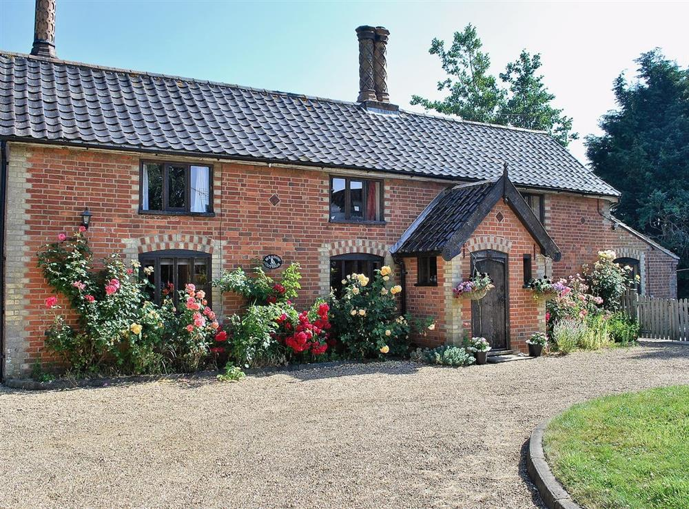 Exterior at Meadow Cottage in Linstead Parva, near Southwold, Suffolk