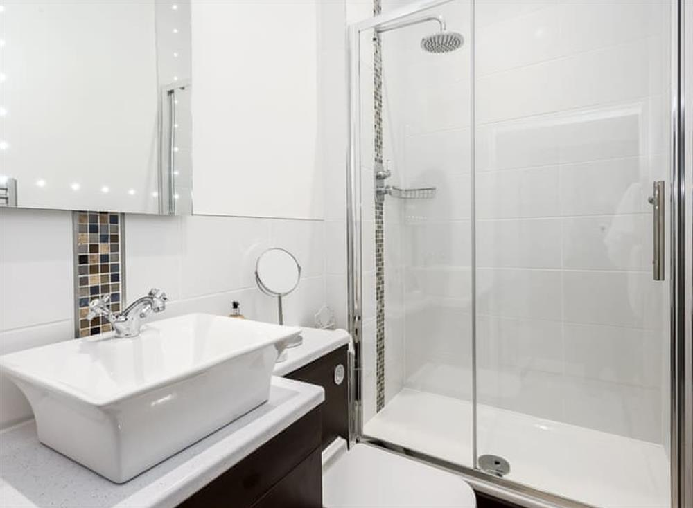 Great en-suite shower room at The Dairy,