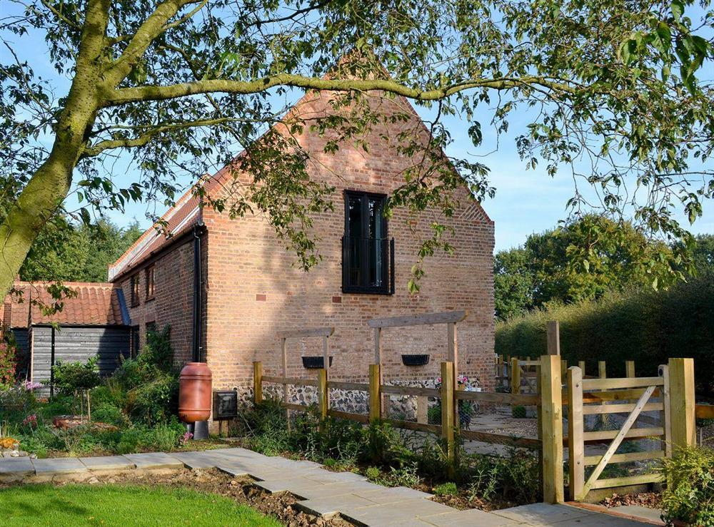 Attractive holiday home at The Hayloft,