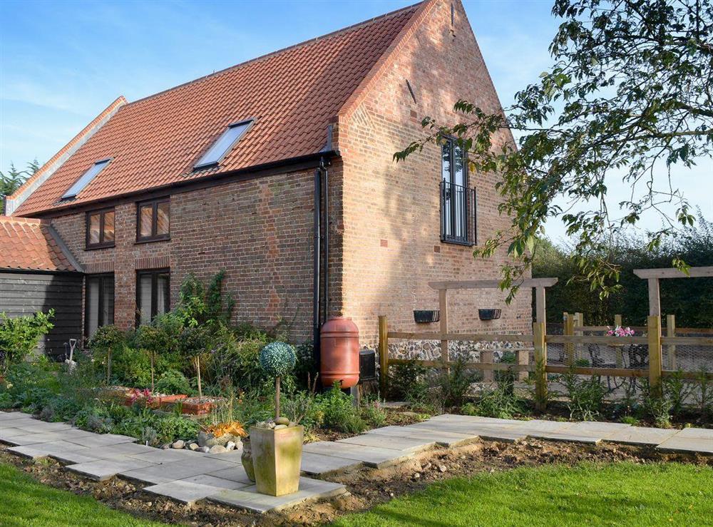 Fantastic holiday home at The Hayloft,