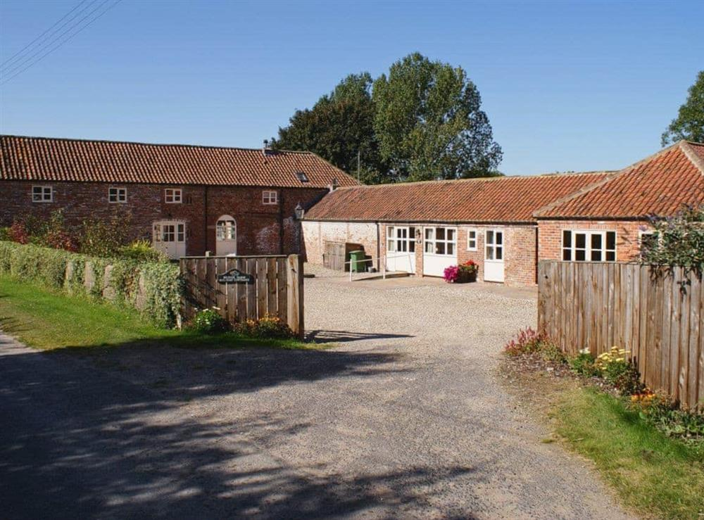 Exterior at Meadow View in Brigham, E. Yorks., North Humberside