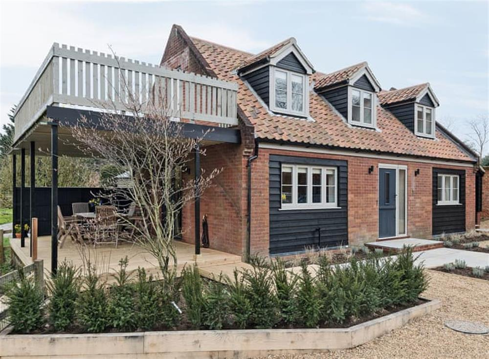 Attractive holiday home at Meadow View in North Walsham, Norfolk