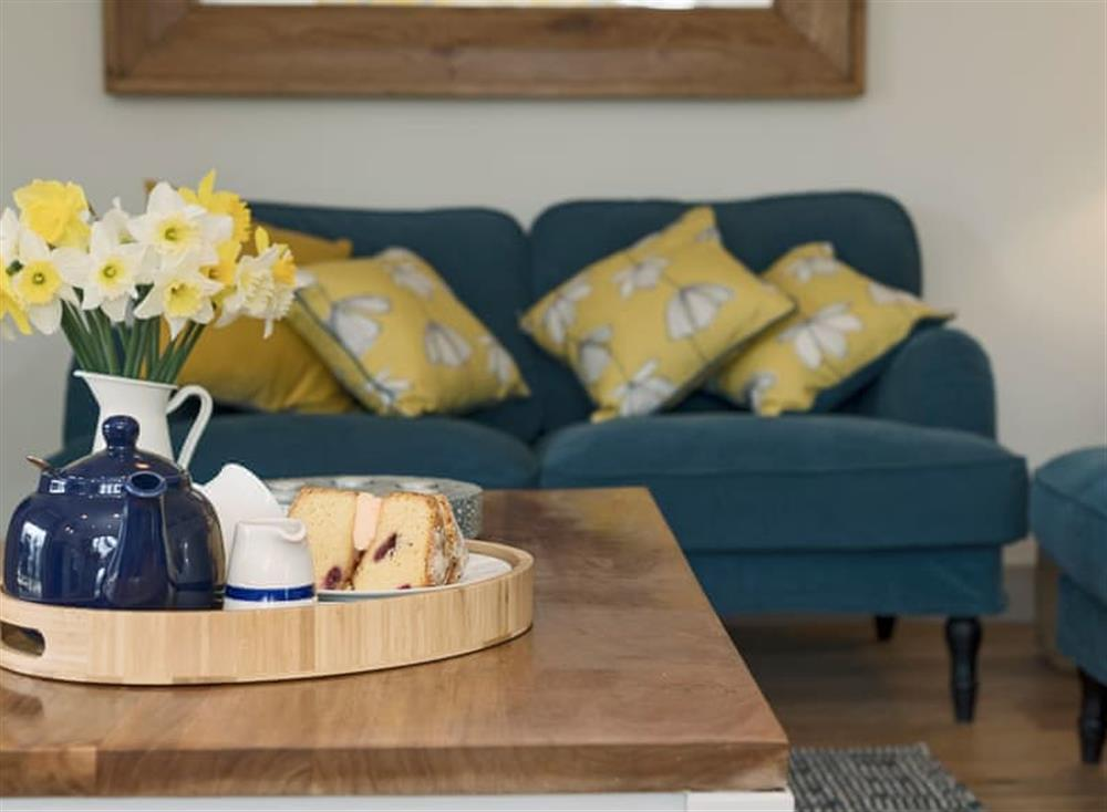 Cosy living area (photo 2) at Meadow View in North Walsham, Norfolk