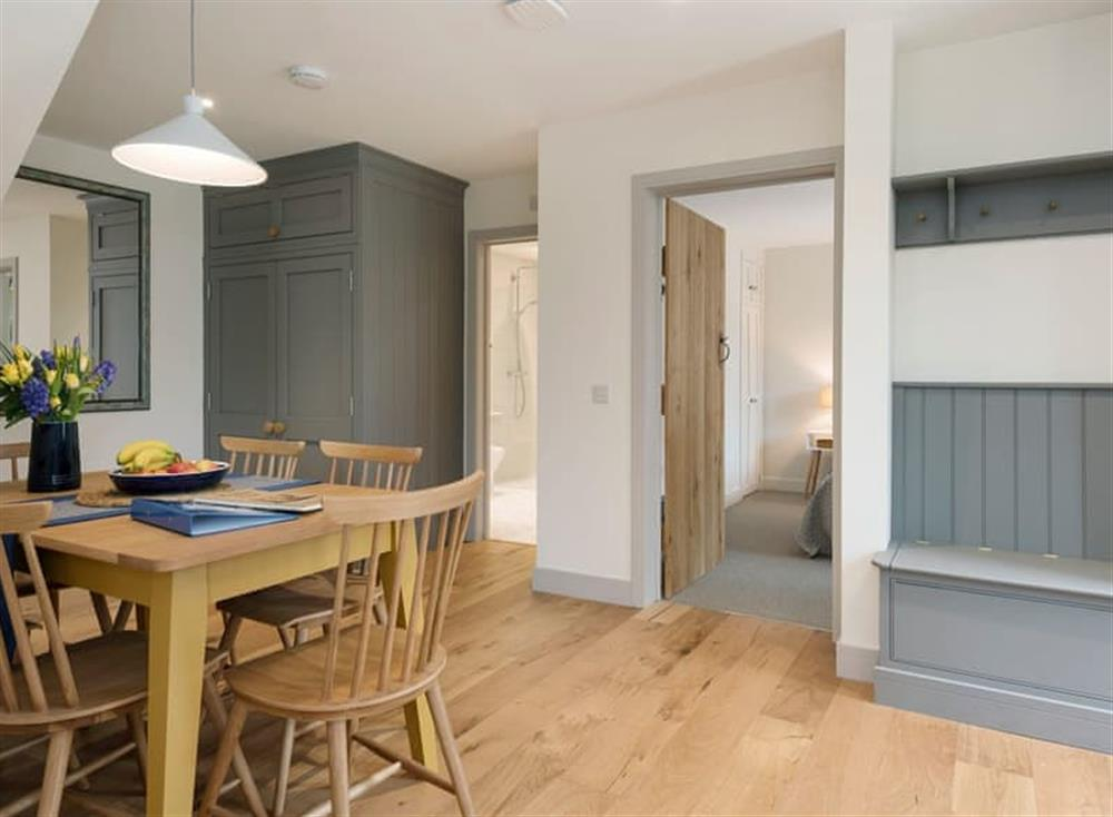 Spacious dining area (photo 3) at Meadow View in North Walsham, Norfolk