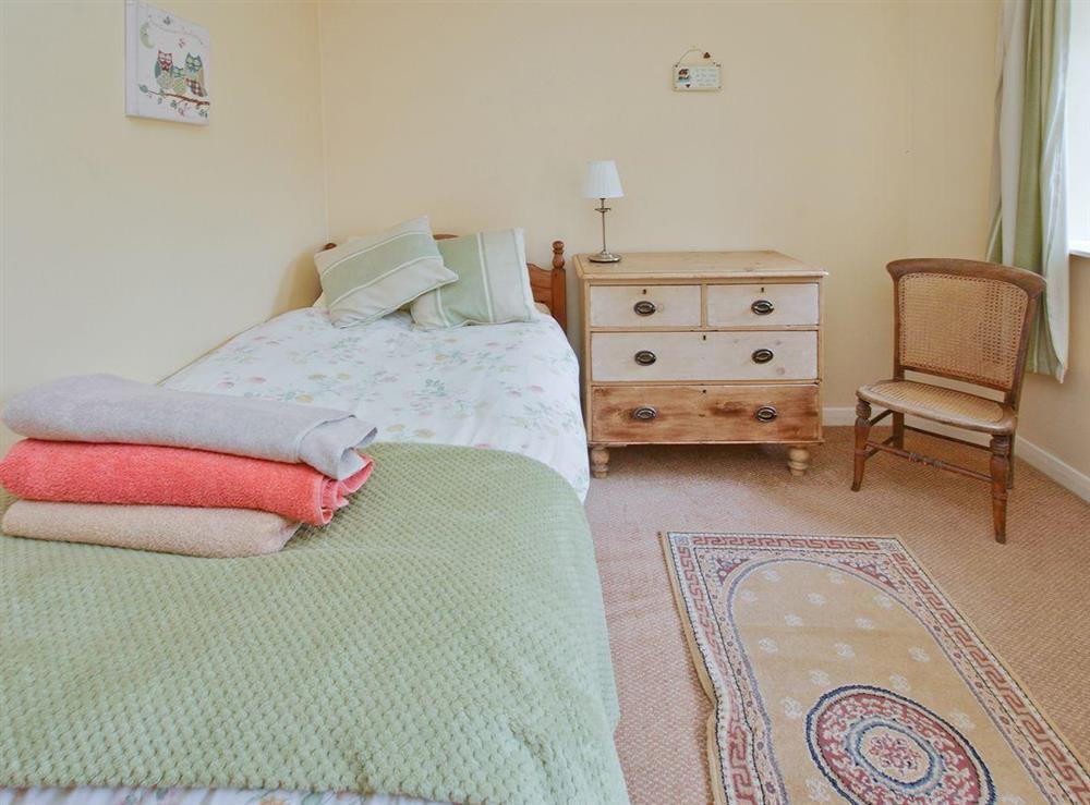 Bedroom at Meadowsweet Cottage in Kingswear, Nr Dartmouth, South Devon., Great Britain