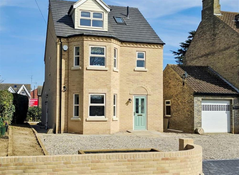 Stunning detached property at Merchant House in Kessingland, near Lowestoft, Suffolk