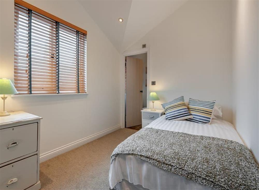 Twin bedroom at Merchants Rise in , Dartmouth & Kingswear