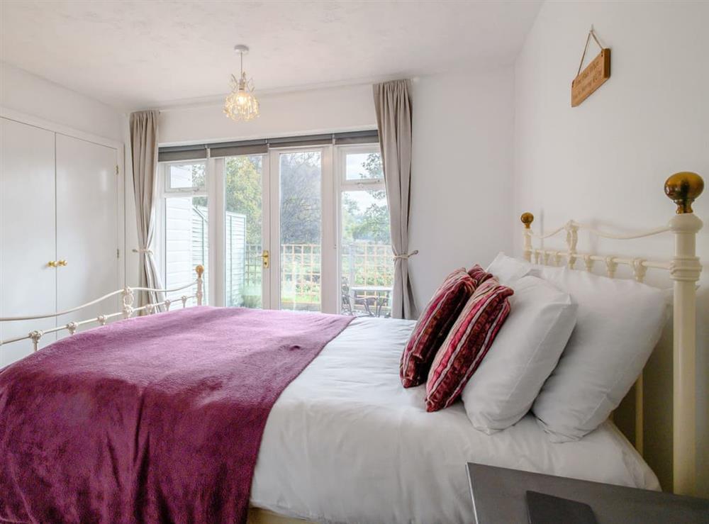 Double bedroom at Merlin in Norwich, Norfolk