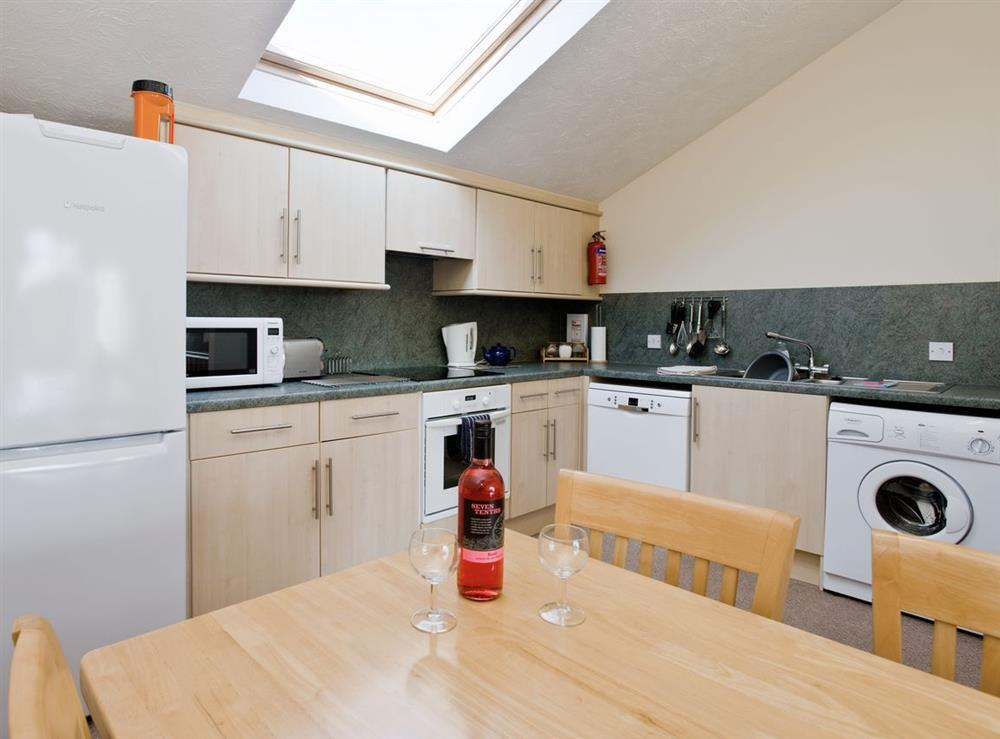 Kitchen/diner at Merlin in Norwich, Norfolk