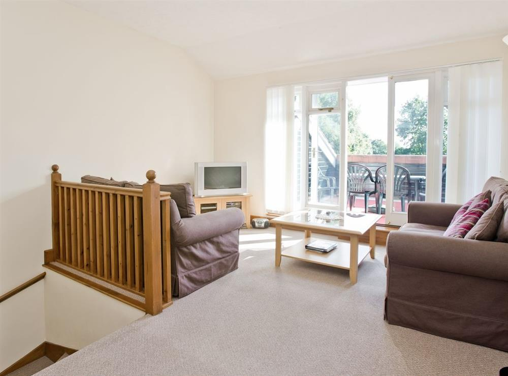 Living room at Merlin in Norwich, Norfolk