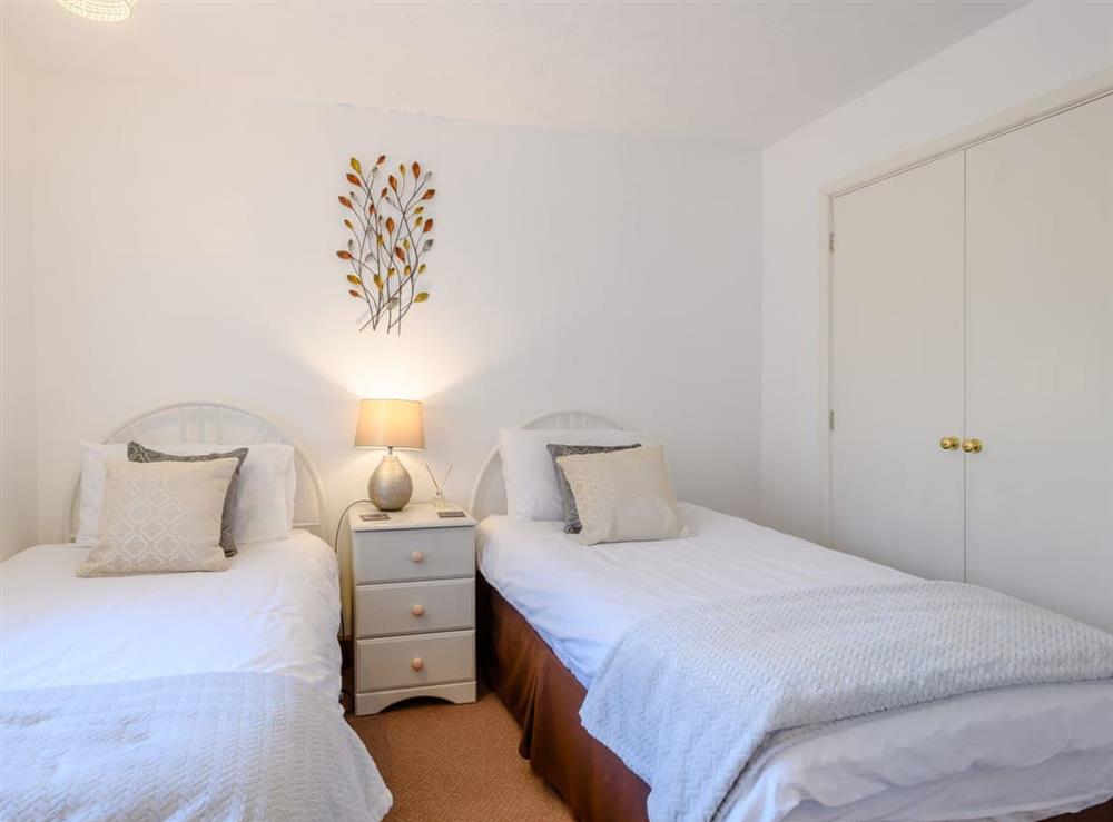 Twin bedroom at Merlin in Norwich, Norfolk