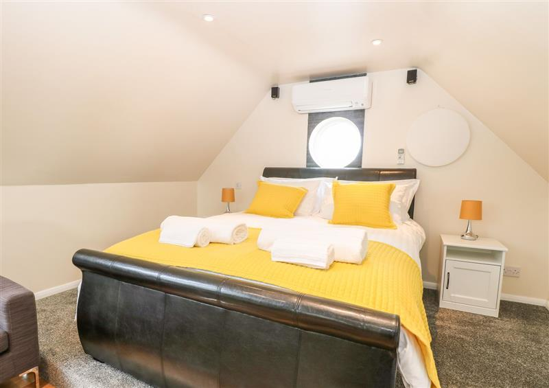 One of the 3 bedrooms at Mermaids Purse, Eccles-On-Sea