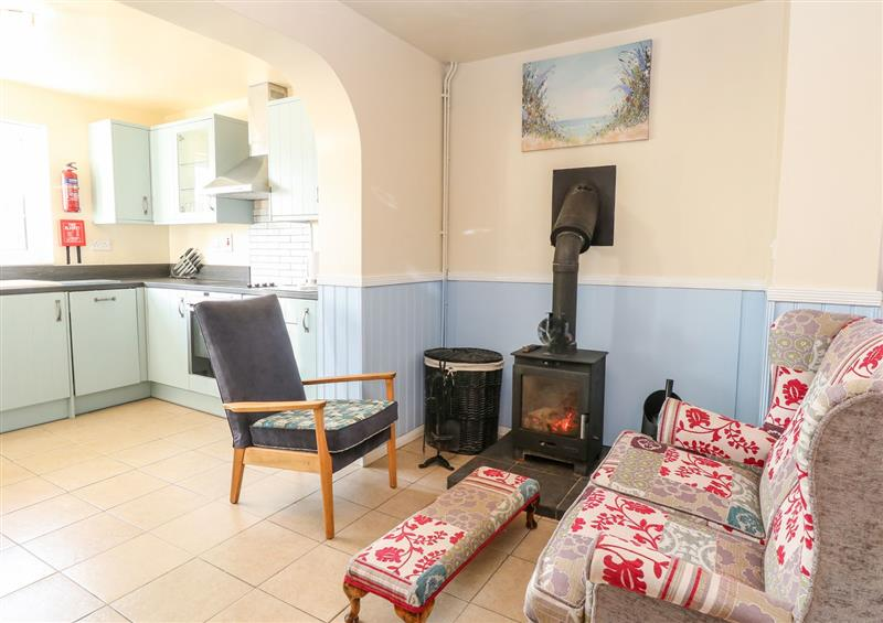 The living area (photo 2) at Mermaids Purse, Eccles-On-Sea