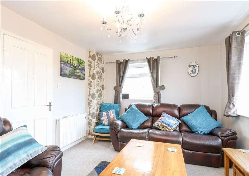 The living area at Mermaids Purse, Eccles-On-Sea