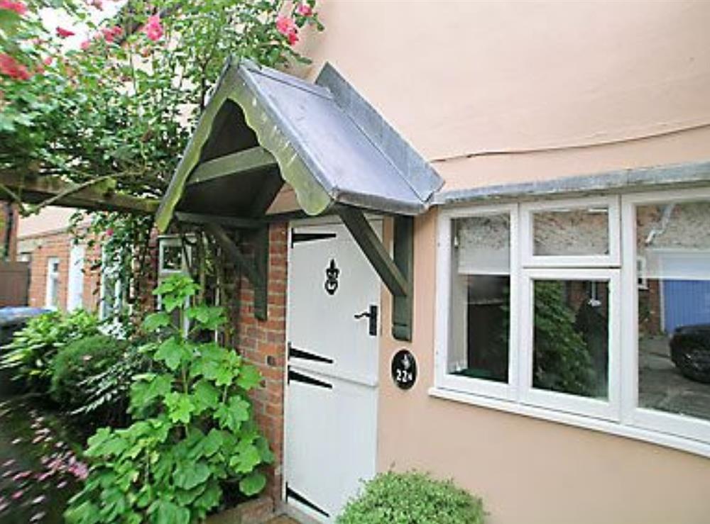 Photo 1 at Mews Cottage in Lavenham, Suffolk