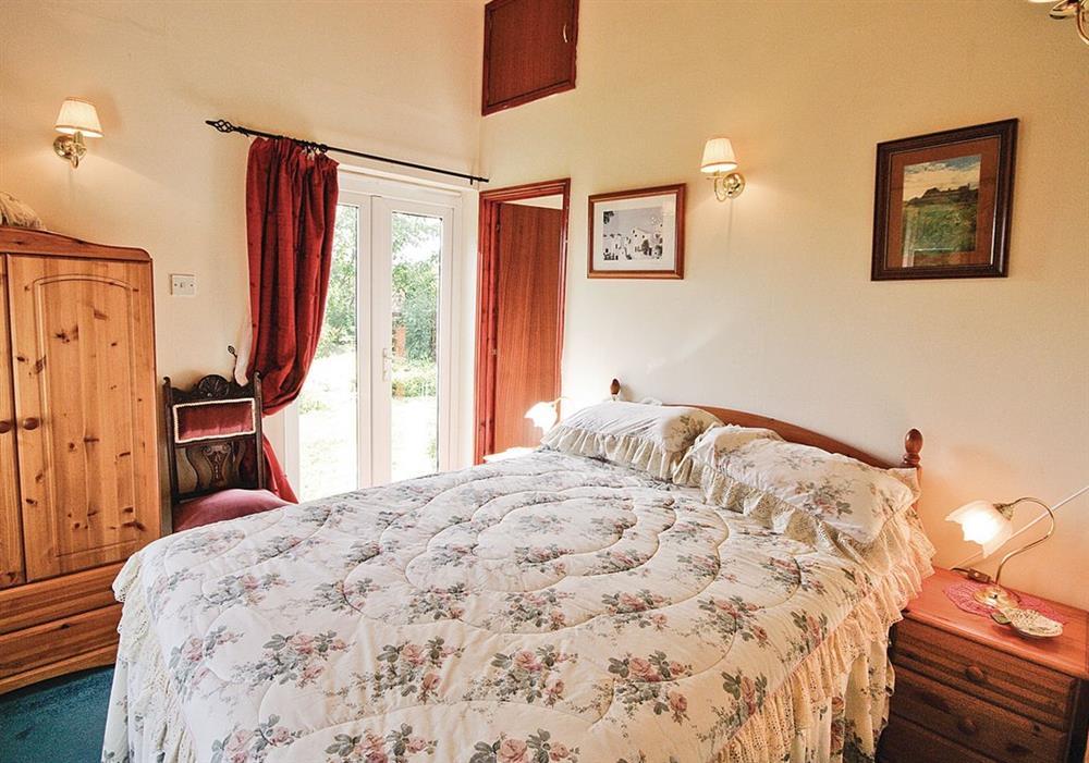 Mickrandella double bedroom at Mickrandella in Great Yarmouth, Norfolk