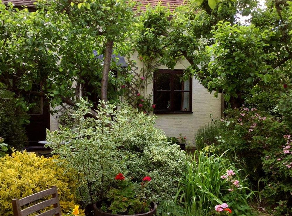 Exterior at Middle Farm Cottage in North Littleton, near Evesham, Worcestershire