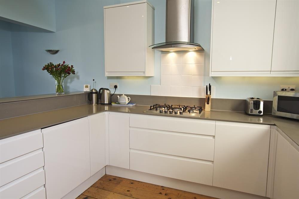 Modern, well equipped kitchen (photo 2) at Middle Watch in , Dartmouth