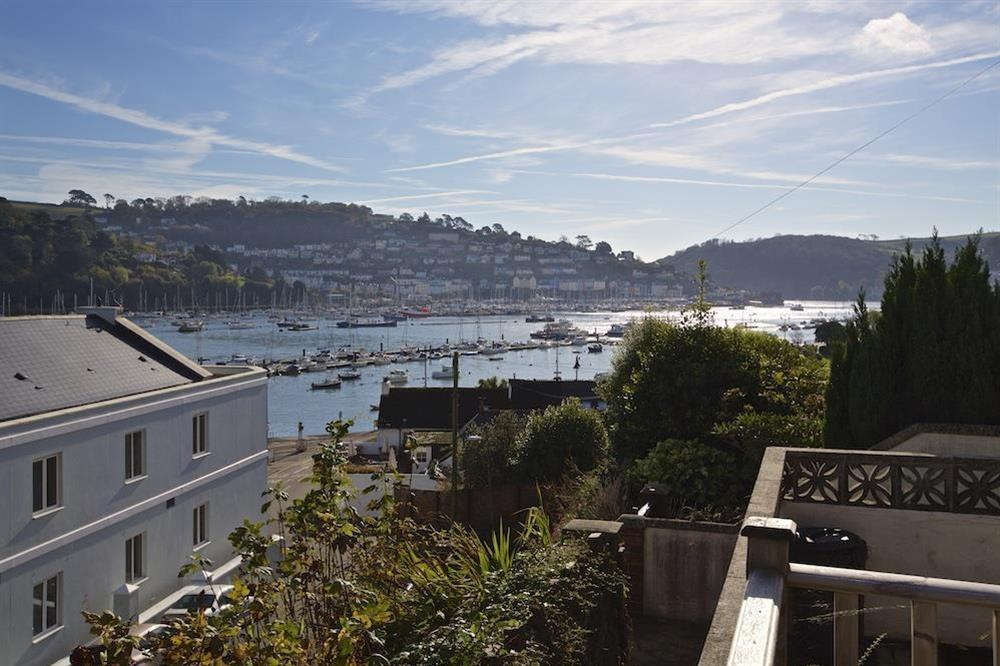 Views over the River Dart at Middle Watch in , Dartmouth