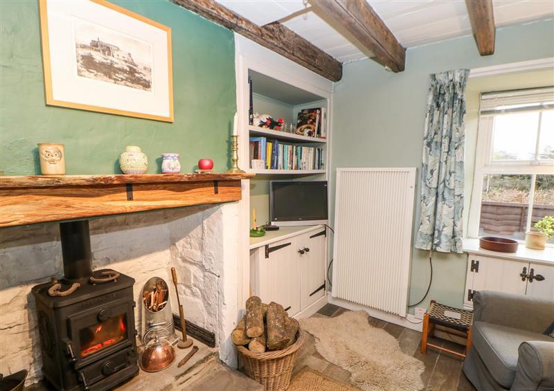 Inside at Middlehope Cottage, Westgate near St Johns Chapel