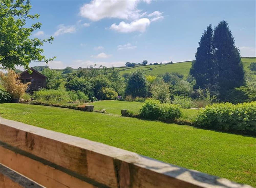 Views from Middlewood Farm Cottage