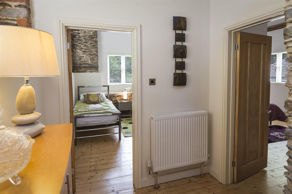Ground floor bedrooms at Mill Grange in , Dartmouth