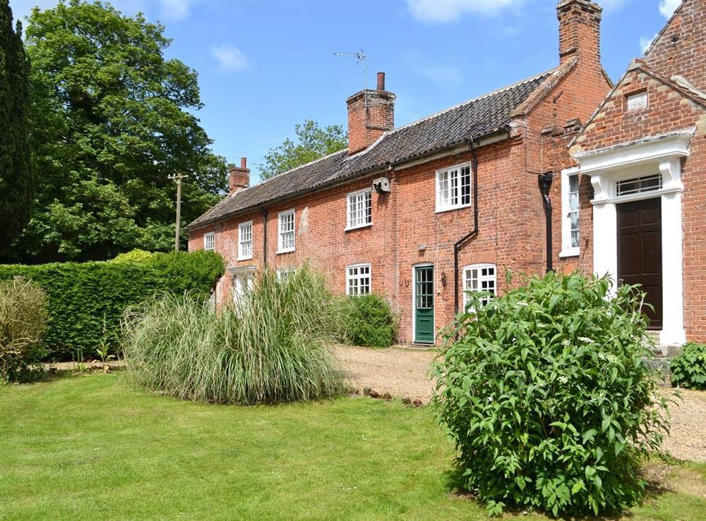 Exterior at Mill House in Aylsham, Norfolk