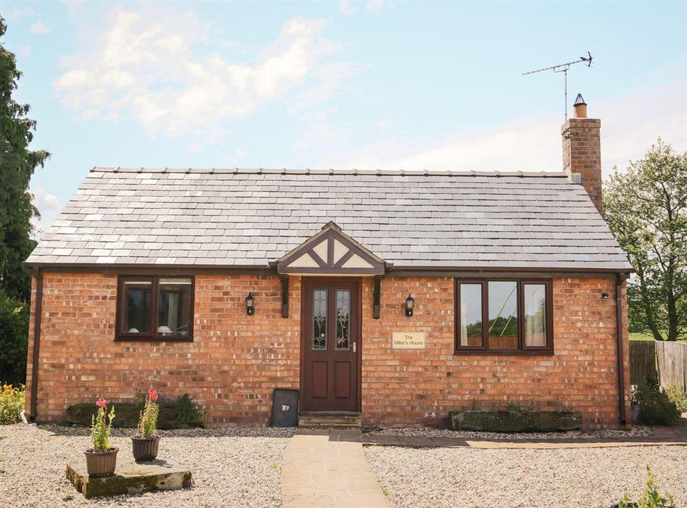Attractive brick-built cottage at Millers House,
