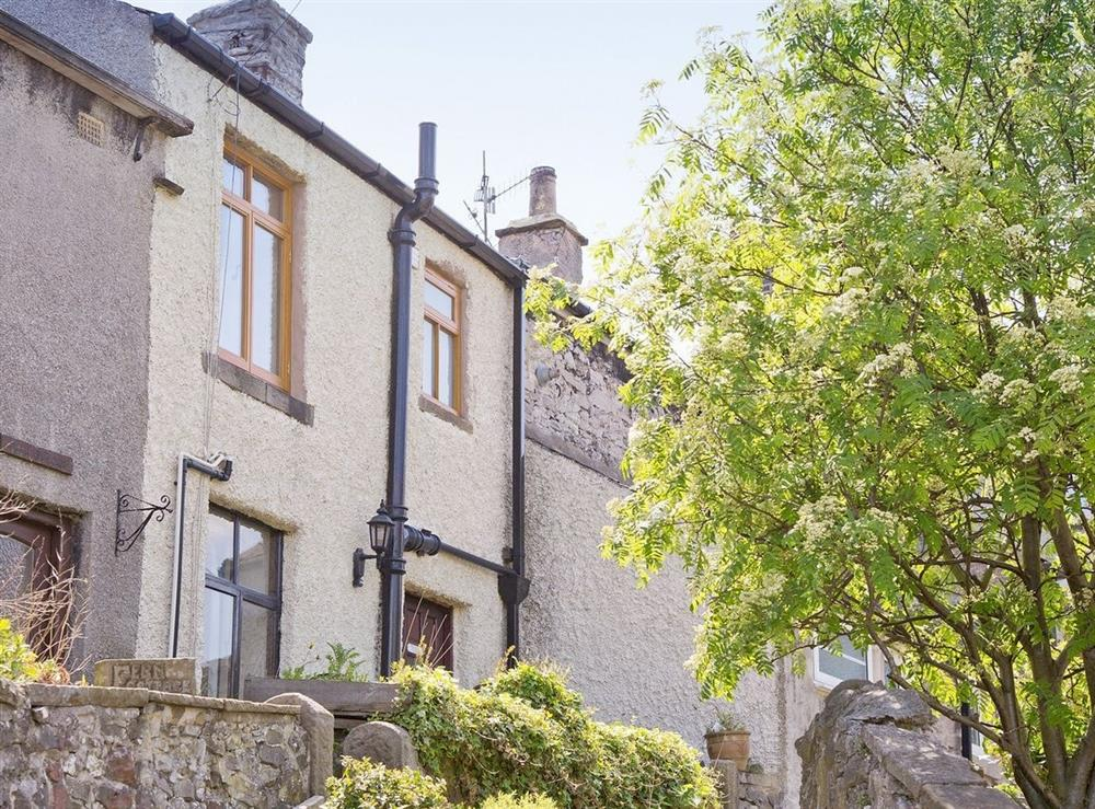 Exterior at Millstone Cottage in Bradwell, South Yorkshire