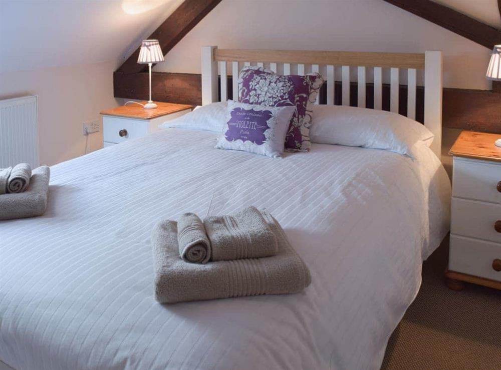 Double bedroom at Mint in Great Yarmouth, Norfolk