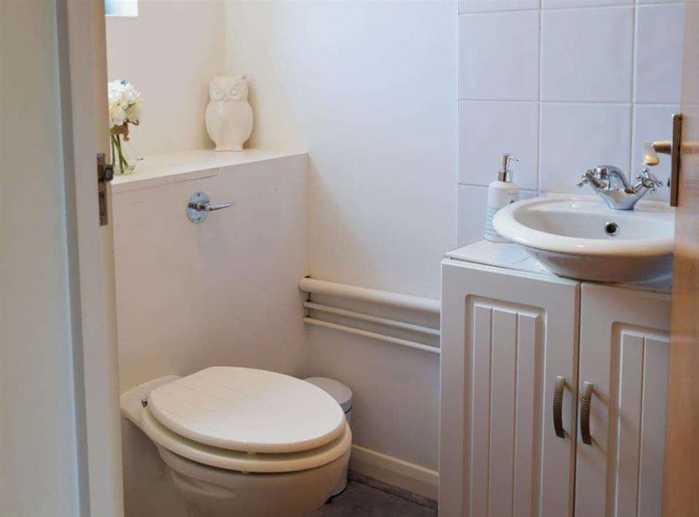 Bathroom at Mirabilis in Wroxham, near Norwich, Norfolk