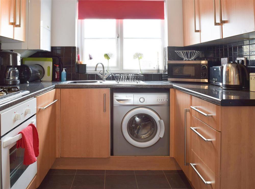 Kitchen at Mirabilis in Wroxham, near Norwich, Norfolk