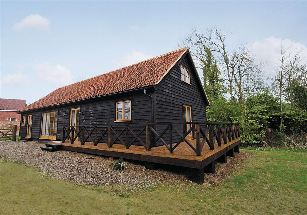 Exterior at Moat Cottage in Beccles, Suffolk