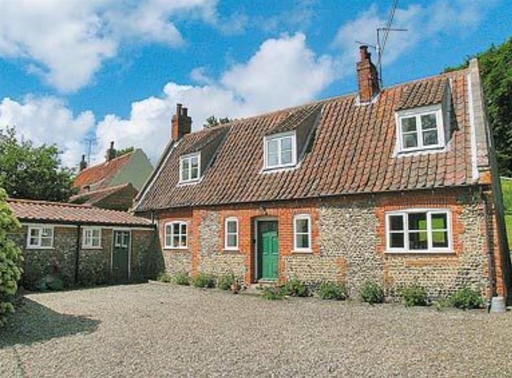 Exterior at Mole Cottage in Stiffkey, Norfolk