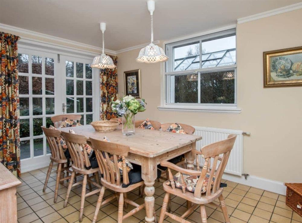 Breakfast room (photo 2) at Monkwood House in Minishant, near Ayr, Ayrshire
