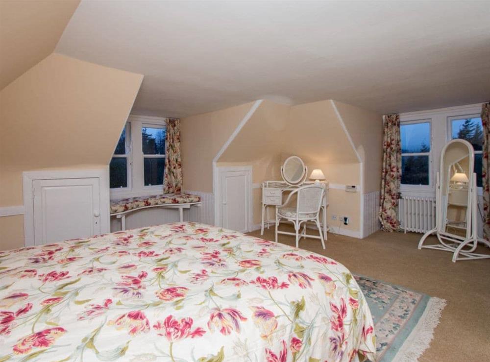 Double bedroom (photo 10) at Monkwood House in Minishant, near Ayr, Ayrshire