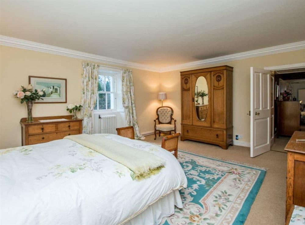 Double bedroom (photo 2) at Monkwood House in Minishant, near Ayr, Ayrshire