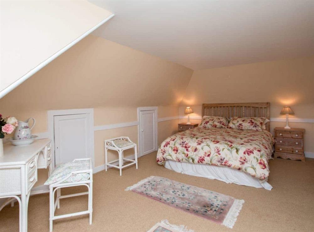 Double bedroom (photo 7) at Monkwood House in Minishant, near Ayr, Ayrshire
