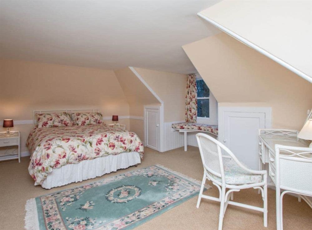 Double bedroom (photo 9) at Monkwood House in Minishant, near Ayr, Ayrshire