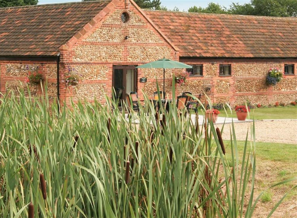 Delightful East Anglian rural barn conversion at Baileys Barn,